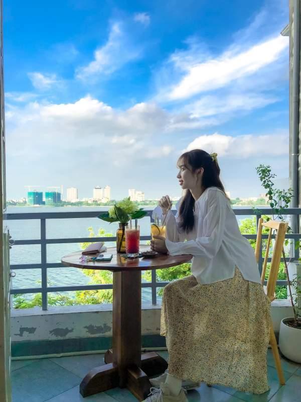 [Review] - Quán Trà Thảnh Thơi, 231 Trích sài, Hồ Tây 4