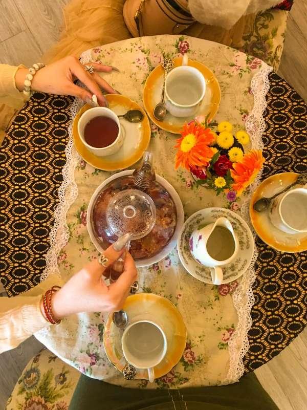 [Review] - Random Tea Room, 114 ngõ Đê La Thành nhỏ 4