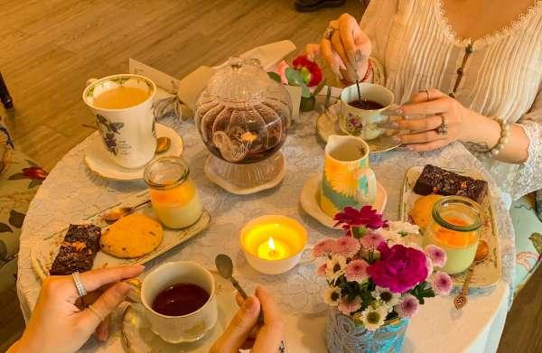 [Review] - Random Tea Room, 114 ngõ Đê La Thành nhỏ 25