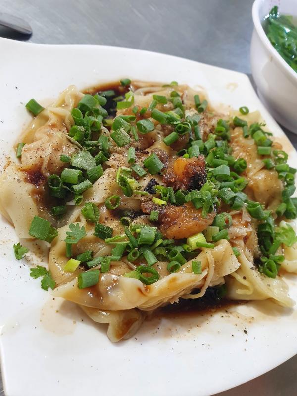 [Review] - Sủi Cảo Khô Sốt Dầu Hào,195 Hà Tôn Quyền, Quận 11 3