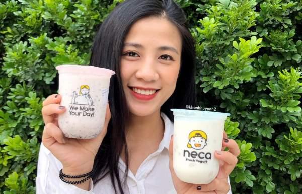 [Review] - Sữa Chua Neca, 105A Tôn Thất Tùng