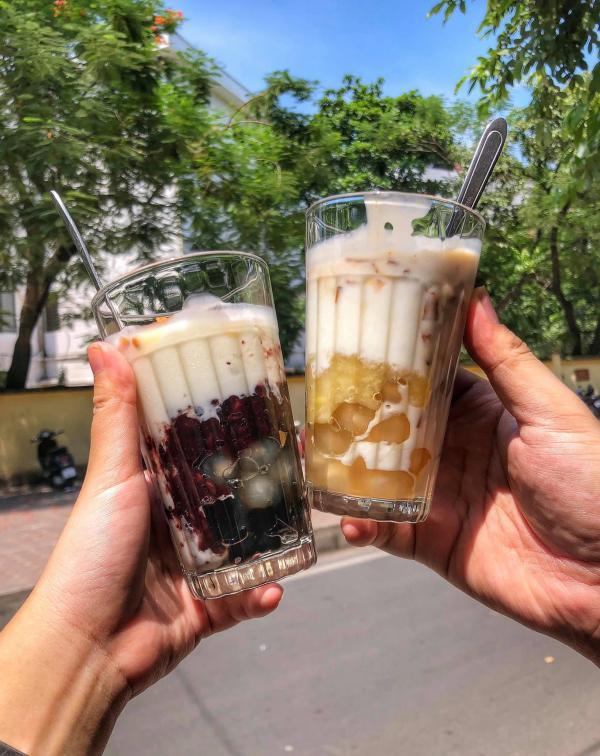 [Review] - Sữa chua nếp cẩm trân châu thanh mát, 65 Vũ Ngọc Phan 2