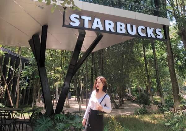 [Review] - STARBUCKS ECOPARK, Khu thiên nhiên trong lành 11