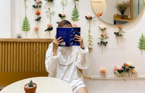 [Review] - SWEET ROSE Coffee - Ngõ 97 Triều Khúc 55