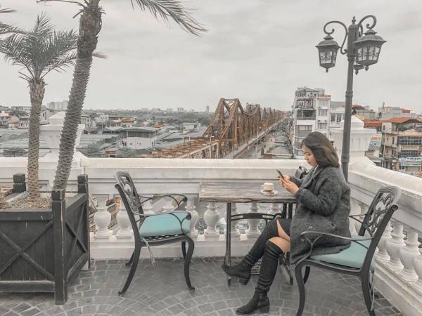 [Review Serein Cafe&lounge] - Cafe View Cầu Long Biên - 16 Trần Nhật Duật 1