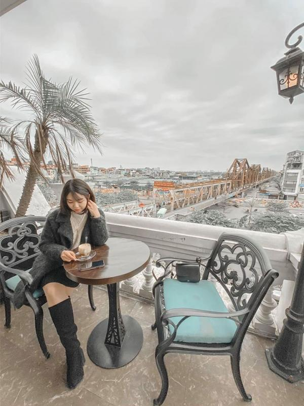 [Review Serein Cafe&lounge] - Cafe View Cầu Long Biên - 16 Trần Nhật Duật 2