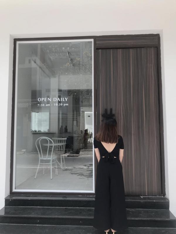 [Review Sol Coffee] - QUÁN CAFE TÔNG TRẮNG ĐEN, Nguyễn Gia Trí, Bình Thạnh 5