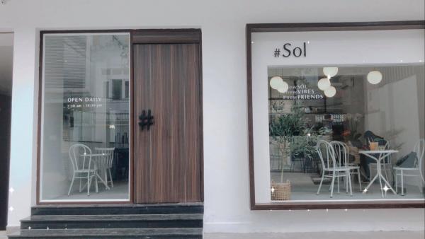 [Review Sol Coffee] - QUÁN CAFE TÔNG TRẮNG ĐEN, Nguyễn Gia Trí, Bình Thạnh 52