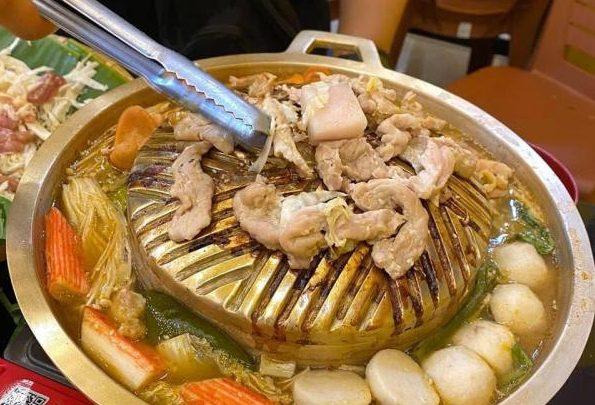 [Review] - Somchai Mookata, Vừa Nướng Thịt Vừa Nhúng Lẩu chỉ 89k 92