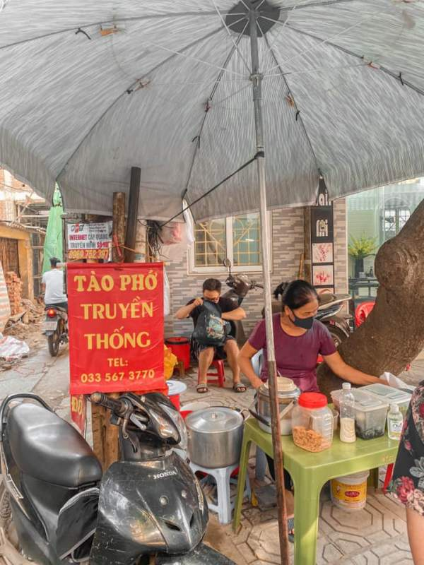 [Review] - Tào phớ truyền thống - 25 ngõ Hoà Bình 7, Minh Khai, HN 4