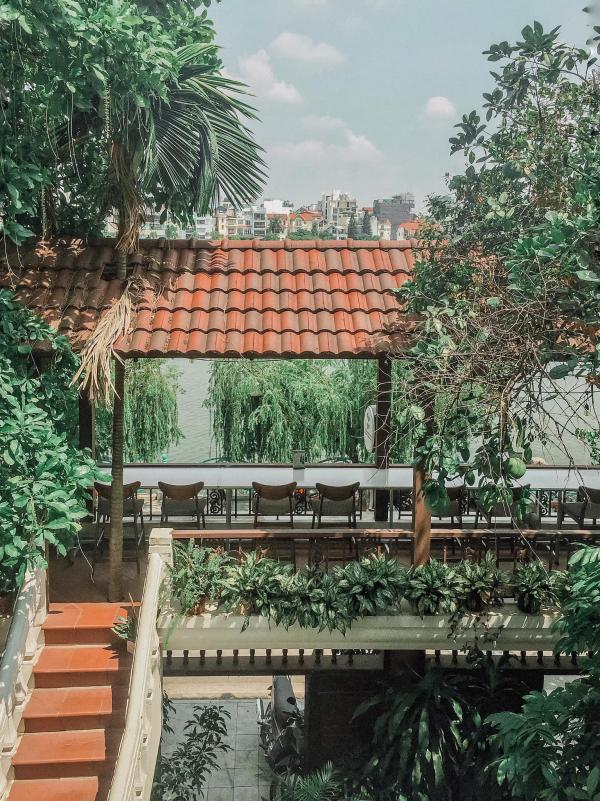 [Review] - THE EASTERN, View Tây Hồ,  46 Quảng An 5