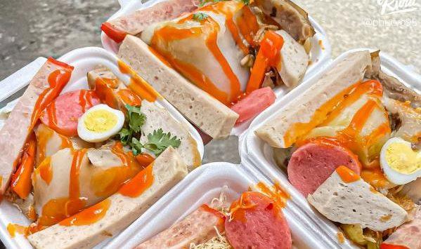 [Review] - Tiệm Ăn A Mỡ 7/75 Thành Thái p14 Q10, Bánh giò 20k 7