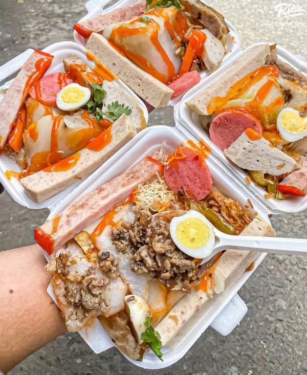 [Review] - Tiệm Ăn A Mỡ 7/75 Thành Thái p14 Q10, Bánh giò 20k 2