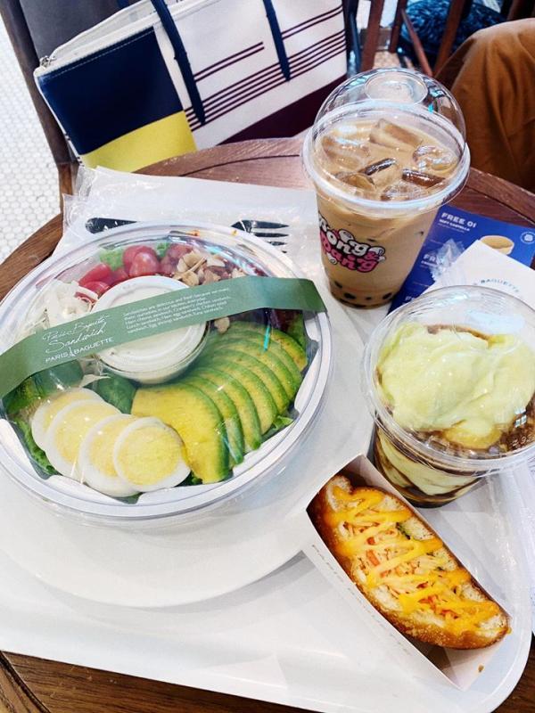 Review Tiệm Bánh Ngọt Xinh Xắn 28 Thanh Niên - Paris Baguette 5