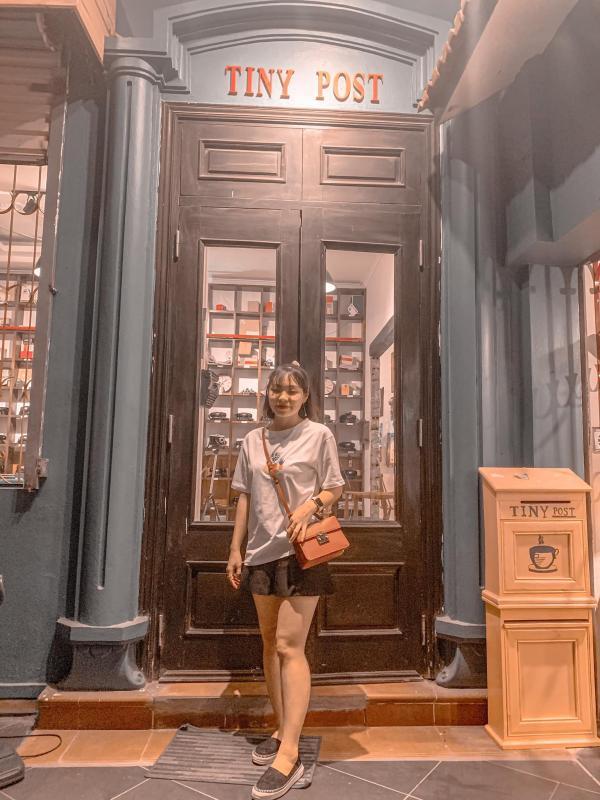 [Review] - Tiny Post Cafe 251 Nguyễn Khang 3