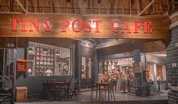 [Review] - Tiny Post Cafe 251 Nguyễn Khang 52
