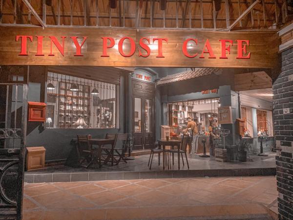 [Review] - Tiny Post Cafe 251 Nguyễn Khang 2
