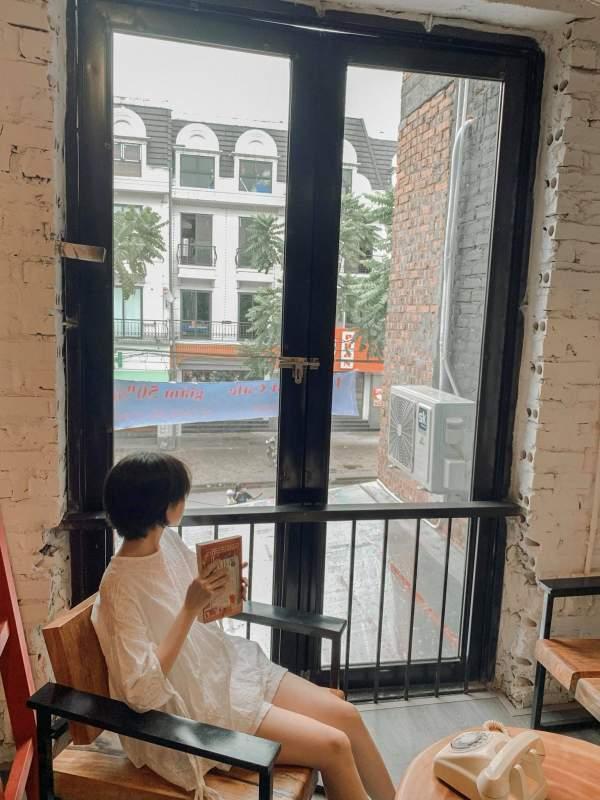 [Review] - Tiny Post Cafe, ngõ 67 Phùng Khoang 6