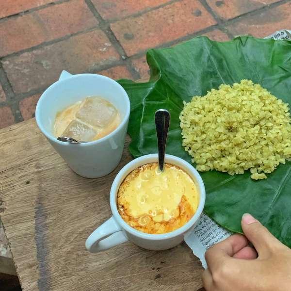 [Review] - Top 7 quán Cafe Trứng ngon ở Hà Nội 2