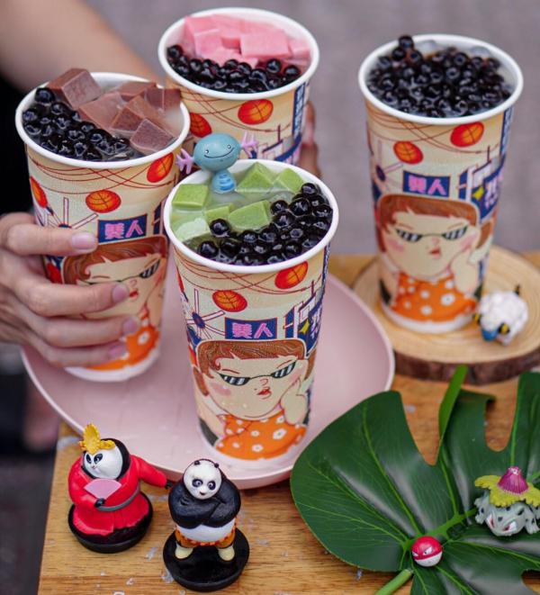 [Review] - Trà sữa Nọng phiên bản HONGKONG, phường 12, quận 11 3