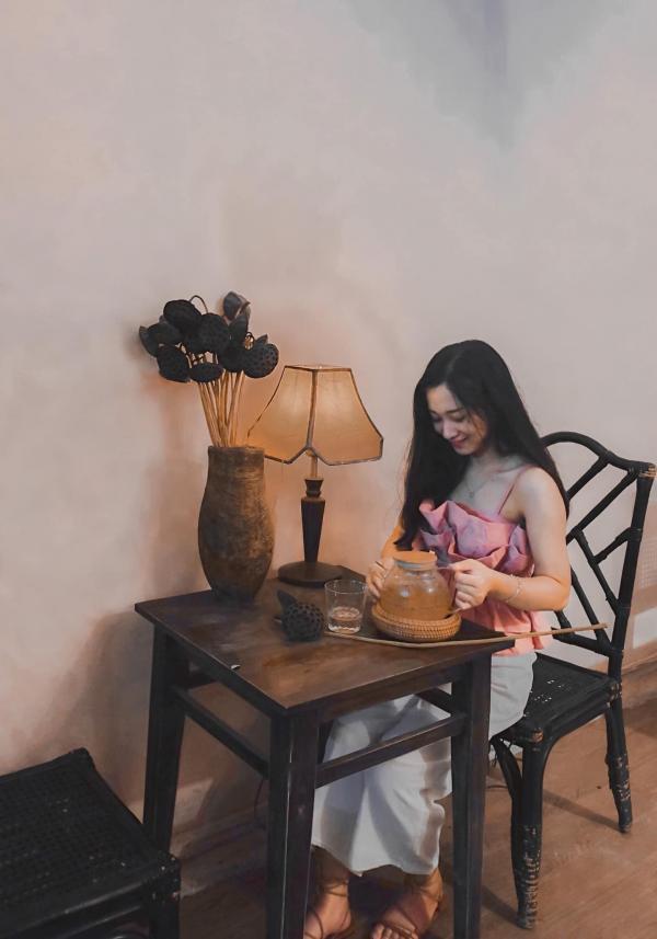 [Review] - Trốn tìm Kafe - Đối diện 53 Vũ Thạnh 4