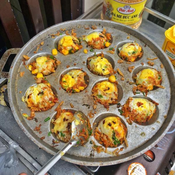 [Review] - Trứng Cút Nướng, 199 Vệ Hồ,Xuân La, Tây Hồ 2