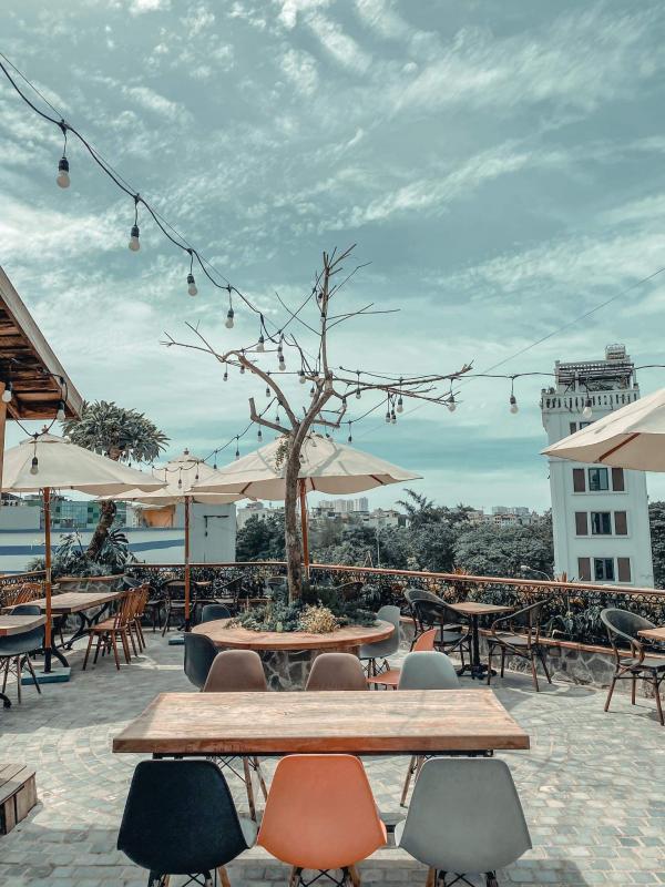 [Review] - Tropical T Coffee, Hà Cầu, Hà Đông, HN 6