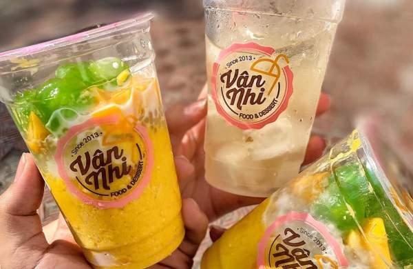 [Review] - Vân Nhi - Food & Dessert : 2A Trần Quốc Toản, HN 58