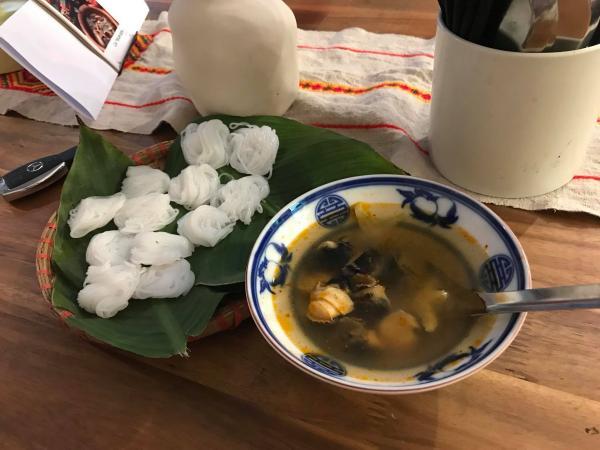 [Review] - Bún ốc bếp PAM, nhà 19b, Đặng Thai Mai, HN 4