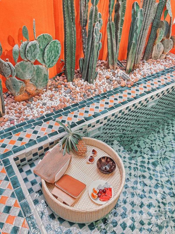 [Review] - Cafe/bể bơi/khách sạn Vintage, Chụp ảnh sống ảo tuyệt đẹp 8