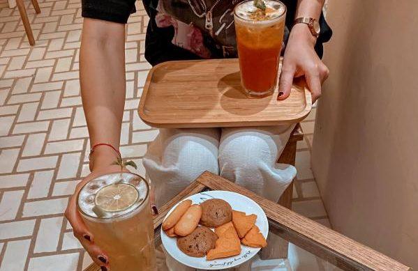 [Review] - n.i.h Coffee, QUÁN Cafe NHỎ XINH 79