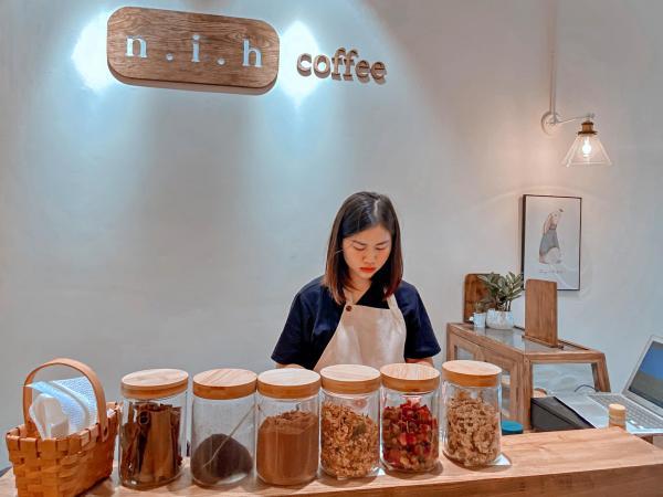 [Review] - n.i.h Coffee, QUÁN Cafe NHỎ XINH 5