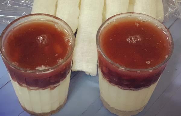 [Review] - Sữa chua đậu đỏ ngõ 64 Kim Giang 51