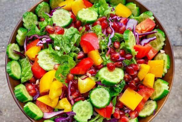 Tổng hợp 11 công thức Cách làm món Salat ngon xịn mịn, Salat đẹp da 56