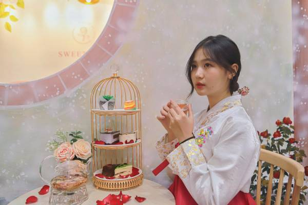 [Review] - SWEET ROSE COFFEE, Ngõ 97, Triều Khúc, Thanh Xuân 23