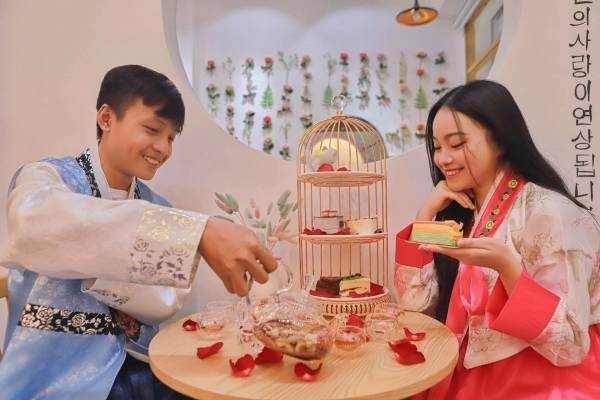 [Review] - SWEET ROSE COFFEE, Ngõ 97, Triều Khúc, Thanh Xuân 4