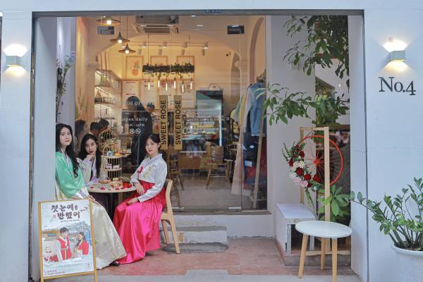 [Review] - SWEET ROSE COFFEE, Ngõ 97, Triều Khúc, Thanh Xuân 2