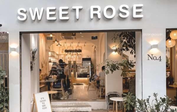 [Review] - Quán Cafe Triều Khúc, Thanh Xuân, HN, SWEET ROSE Coffee 30