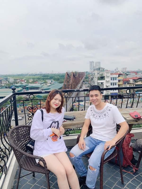 [Review] - Serein Cafe & Lounge - Café, View Cầu Long Biên cực đẹp 4