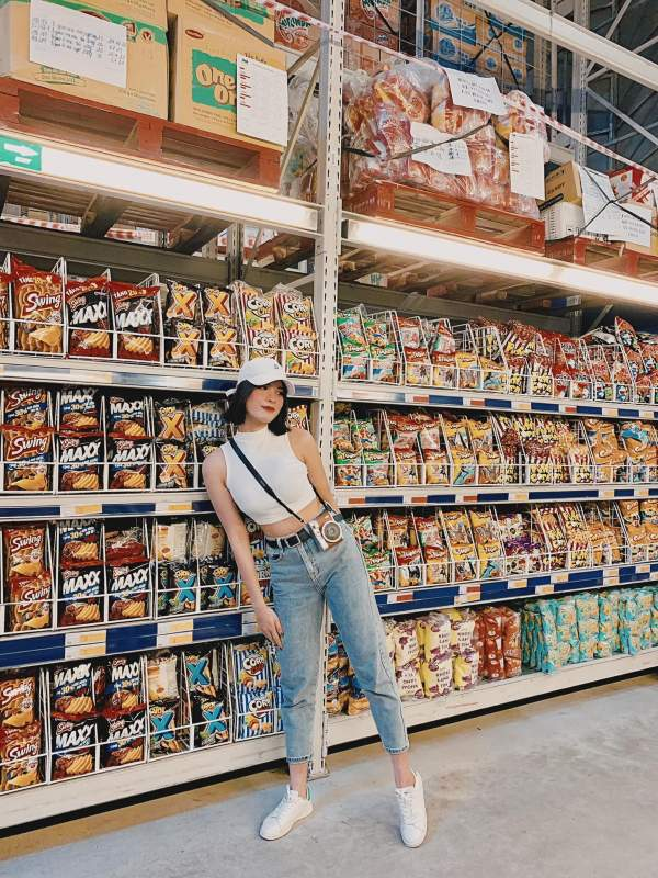 [Review] - Siêu Thị Mega Market, 126 Tam Trinh, Yên Sở 4