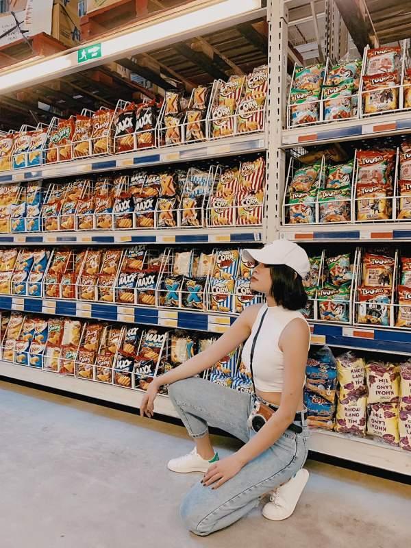 [Review] - Siêu Thị Mega Market, 126 Tam Trinh, Yên Sở 3