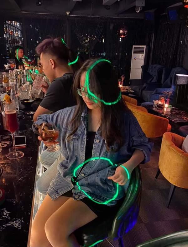 [Review] - Quán Cocktail - Bar cực chất nhiều giai đẹp - Stella Mixology 3