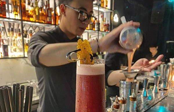 [Review] - Quán Cocktail - Bar cực chất nhiều giai đẹp - Stella Mixology 12