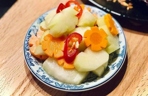Cách làm Su Su muối chua ngọt cực ngon 14