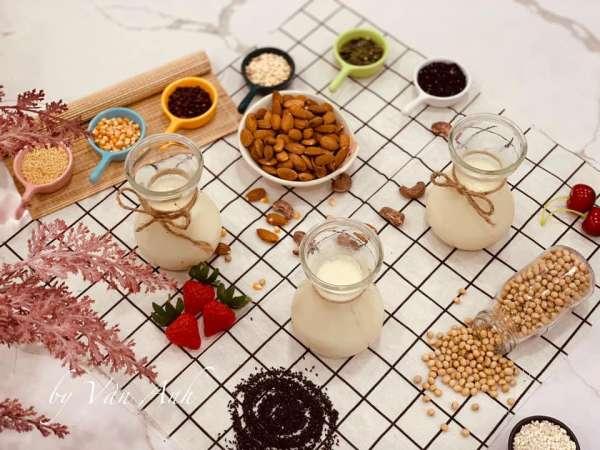 Sữa Hạt là gì ? Cách chọn Hạt, Cách nấu Sữa Hạt, Siêu tác dụng của Sữa Hạt 3