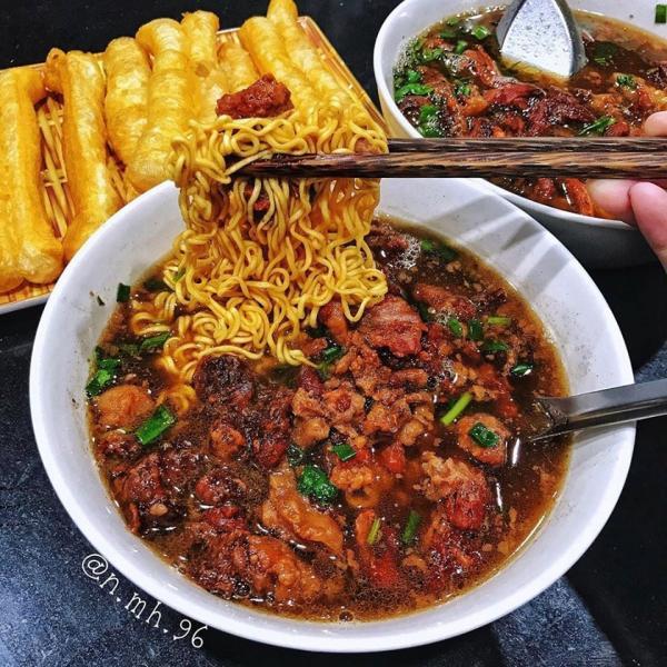 [Tổng Hợp Hà Nội] List quán ăn Mỳ Tôm ngon, mỳ gà, mỳ bò, mỳ tim cật .. 4