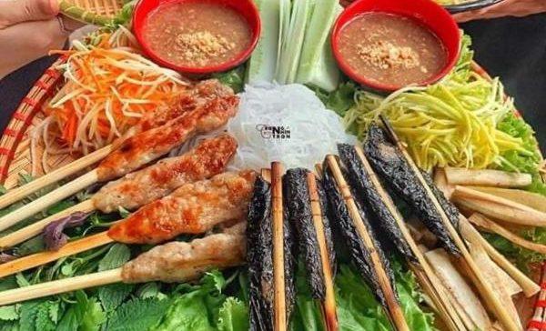 [Tổng hợp] - Các quán Cuốn - Nộm ngon Hà Nội 55