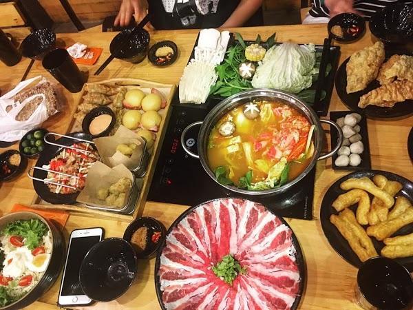 [Tổng hợp] Quán Lẩu ngon bổ rẻ <150k/buffet 2