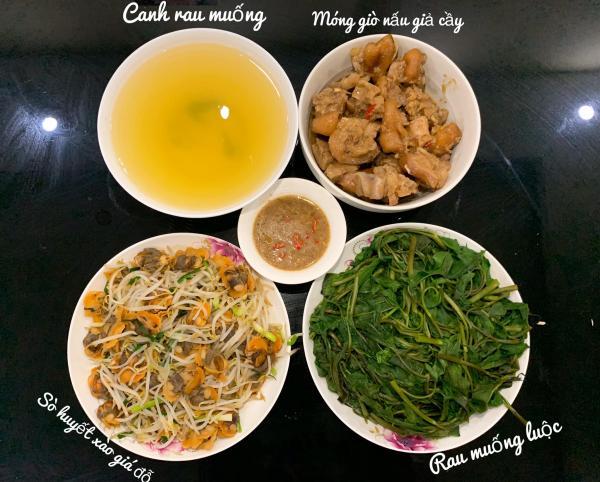 [Review] - Tổng hợp các mâm cơm mỗi ngày cực ngon đẹp mắt 5