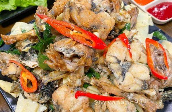 [Review] - LẨU ẾCH + TÙ VÀ ẾCH SA TẾ CAY CAY, The Cocary - Phạm Ngọc Thạch 72